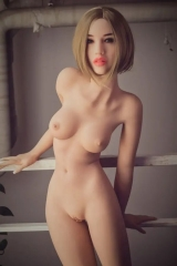 158cm 5.18ft Real Silicone Sex Dolls Full Oral Realistic Adult Love Doll